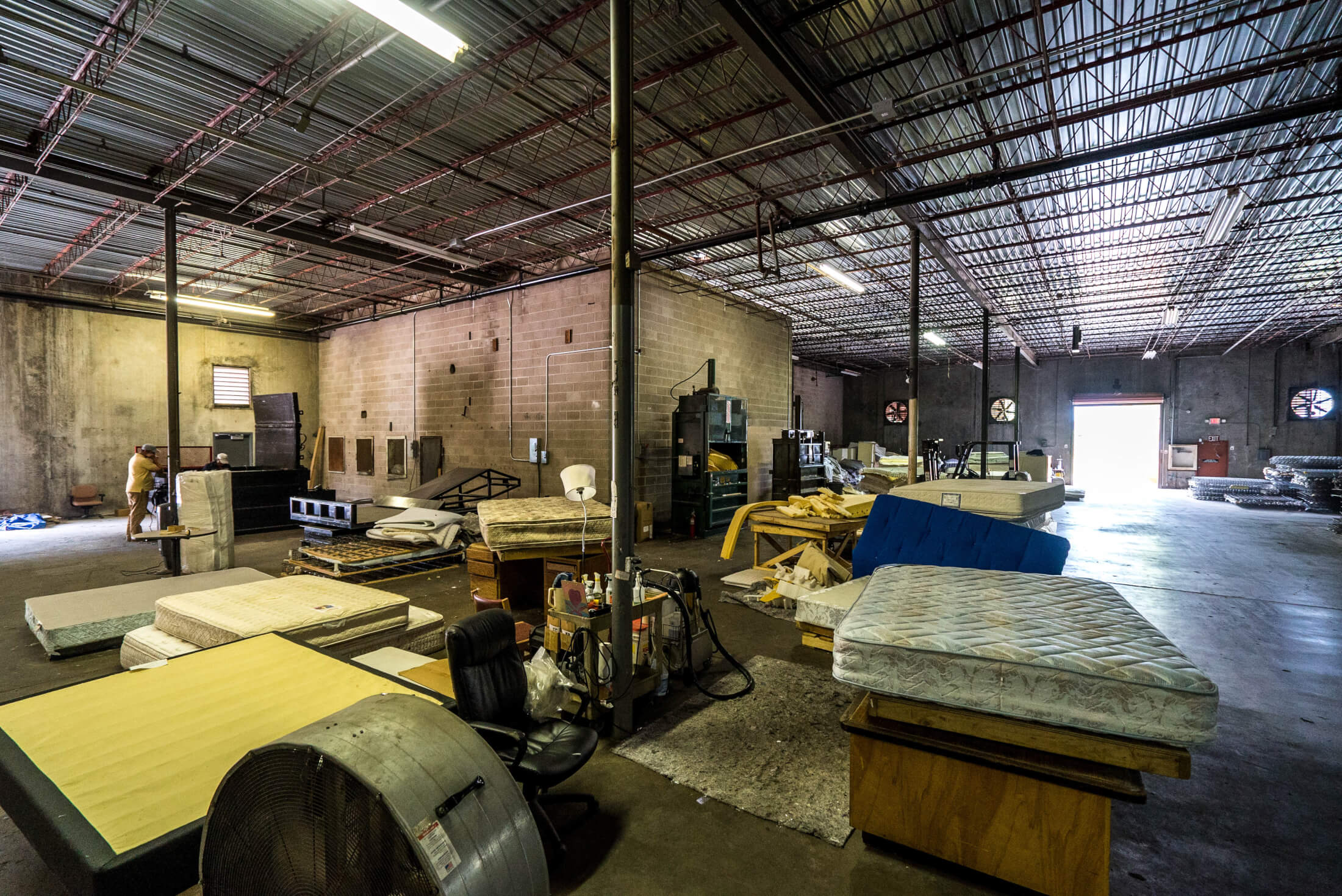 Mattress Recycling Houston Furniture Bank