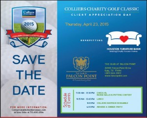 Colliers Charity Golf Classic