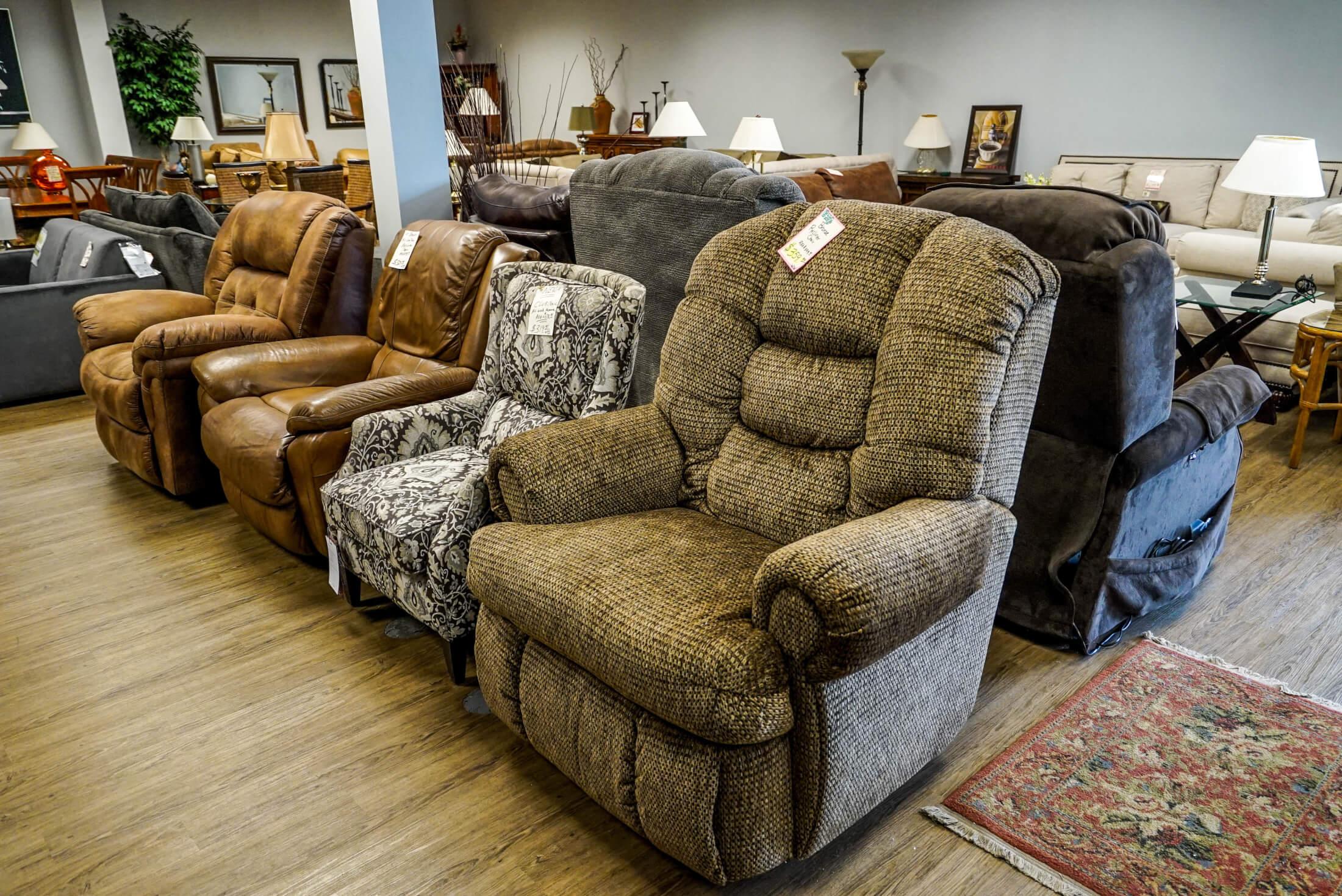 Houston Furniture Bank's Outlet Center