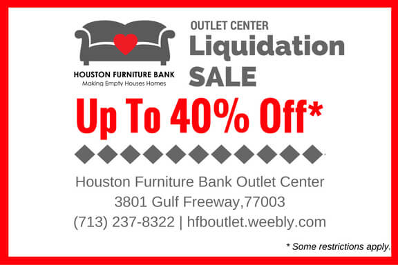 Welcome Houston Furniture Bank