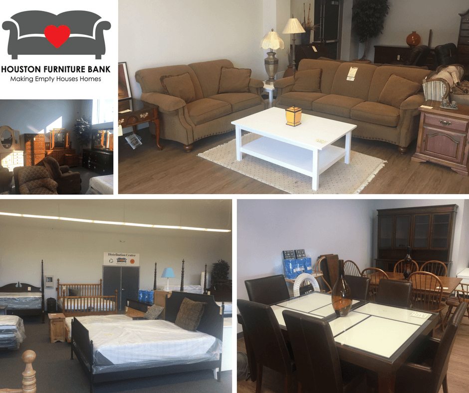 Houston furniture bank outlet center has a new home for I furniture houston