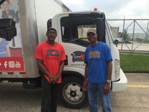 Scott and Larry Truck Team 1