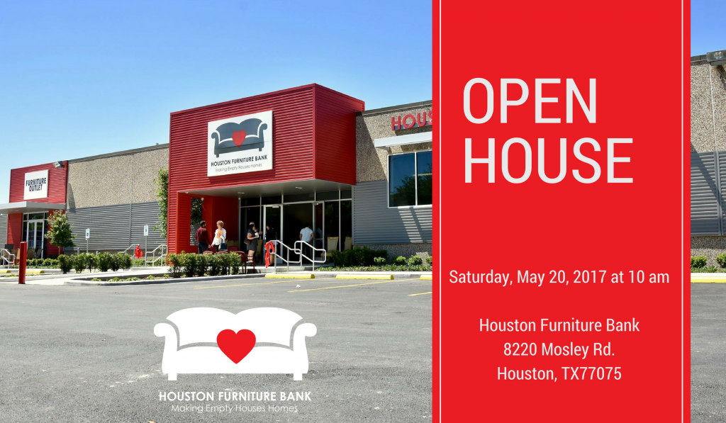 Houston Furniture Bank Open House