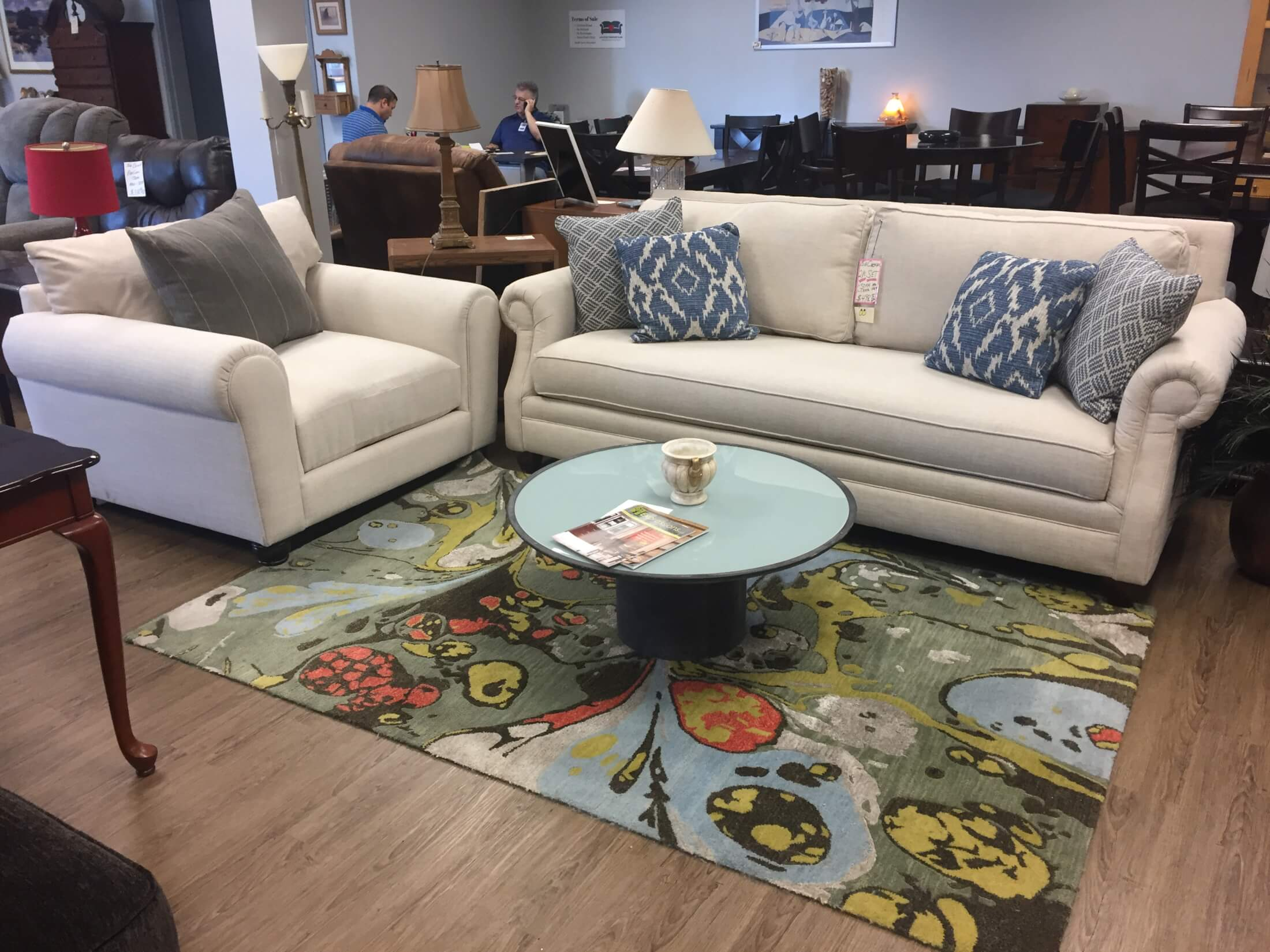 Outlet center student sale houston furniture bank